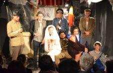 """Teatrul Arte dell'Anima prezintă premiera """"O noapte furtunoasă"""""""