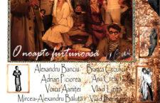 """""""O noapte furtunoasă"""" la Teatrul Arte dell'Anima în cadrul campaniei UNITER """"Artiștii pentru Artiști"""""""