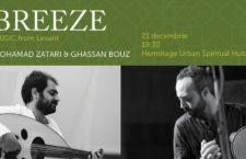 Concert de muzica clasica orientala – Mohamad Zatari si Ghassan Bouz