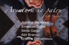 """""""Aventură în 4"""" – Teatrul InDArt, 01 Martie 2017"""