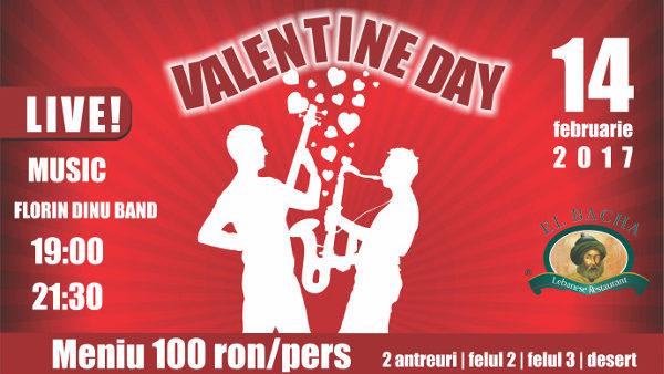 Valentine's Day la El Bacha