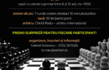 Junior Chess Cup 21 Mai