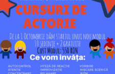 Cursuri de actorie pentru copii la Teatrul Arte dell'Anima