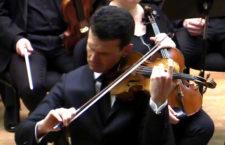 """Svetlin Rusev, cel mai bun violonist al Bulgariei în concert la Filarmonica """"George Enescu"""""""