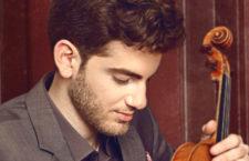 Violinistul Emmanuel Tjeknavorian, concert in București