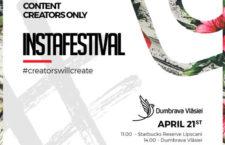 #Instafestival – 21 aprilie, în Dumbrava Vlăsiei