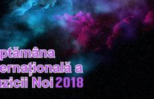 Ion Caramitru recită Nichita Stănescu  în Săptămâna Internațională a Muzicii Noi, la Sala Radio